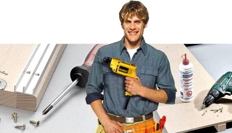монтаж торгового оборудования